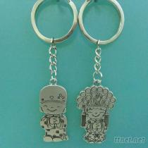 情侶鑰匙圈-704