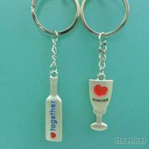 情侶鑰匙圈-575