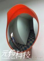 30cm广角防盗镜