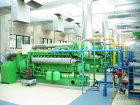 1500kw燃氣發電機組