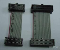 ATA排线讯号线FLAT CABLE 排线电脑排线1.27-2.54间距各式排线