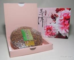 猛庫大雪山古樹普洱茶花餅 (禮盒)