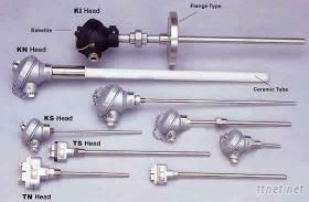 熱電偶/PT100/補償導線