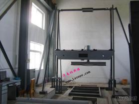 微機控制式排水管外壓荷載試驗機