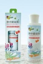 奈米銀絲粉-活性抑菌、抗菌除臭蜜粉