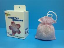 奈米银丝-银离子-活性抑菌, 抗菌除臭沐浴球