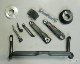 碳纖維腳踏車零件