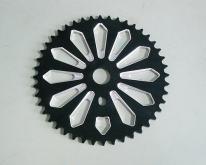 自行車齒盤加工