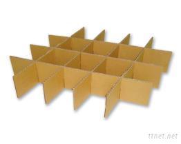 瓦楞紙隔板