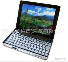 铝合金iPad支架带蓝牙键盘
