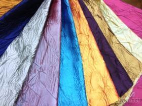 装饰用布, 缎带布料, 派对装饰