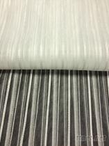 120幅宽窗纱, 中东风条纹线条, 落地窗帘