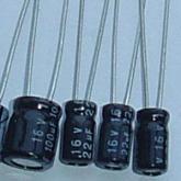 高频低阻电解电容