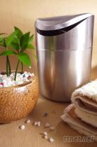 不鏽鋼-桌面垃圾桶
