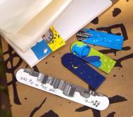 磁性書簽, 冰箱貼