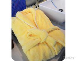 超柔軟超吸水浴袍