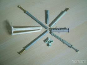 尼龍膨脹管、塑料膨脹管