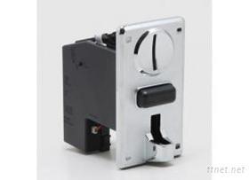 混合单脉冲投币器(钱道)