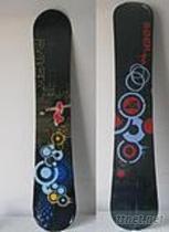 新款单滑雪板