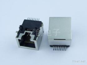 貼片式RJ45插座, 網絡插座