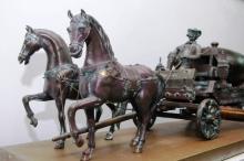 脫臘銅雕藝品