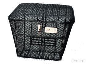 加盖型置物篮