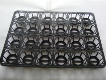 3寸24孔端盤