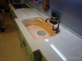 廚房水槽, 壓克力人造石廚房水槽, 衛浴盆槽