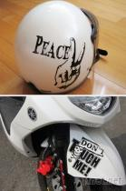 摩托車貼紙