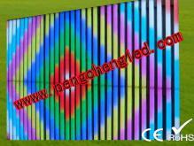 LED数码管管屏, 全彩数码管, 全彩护栏管