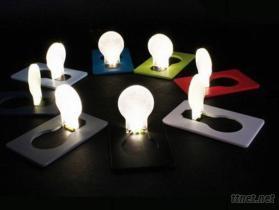卡片燈手電筒