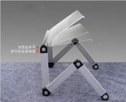折叠式笔记本电脑用品桌
