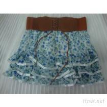 呢短裙, 鉛筆裙, 蛋糕裙