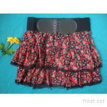 百褶裙, 呢短裙, 迷你裙