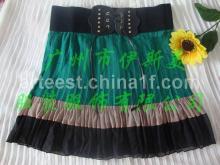雪紡短裙, 迷你裙, 間色短裙, 百搭短裙, 百褶裙