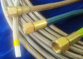 鐵氟龍不鏽鋼絲編織管