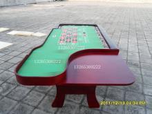 高档轮盘桌
