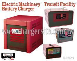 電動機械, 搬運設備充電機