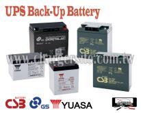 UPS不斷電系統電池