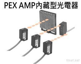 AMP內藏型光電器