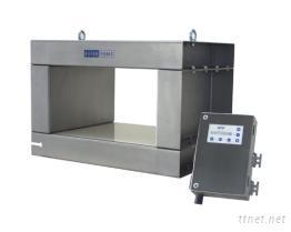 分離型隧道式金屬檢測器