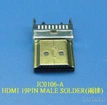 連接器 HDMI 連接器