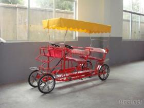 雙排腳踏老爺車