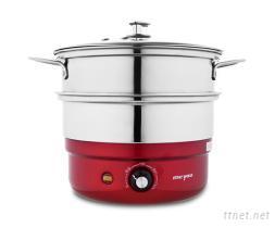 名友多功能電蒸鍋, 單層電蒸鍋