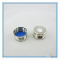 銀色磁性開口鋁蓋