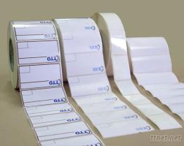 自動貼標機貼紙