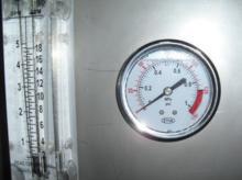 反滲透純水機ro機壓力表, 液壓表