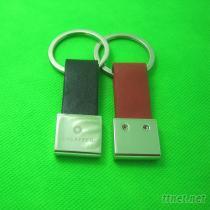 皮革鑰匙圈, 鑰匙扣, 鑰匙鏈
