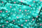 印花綢緞布