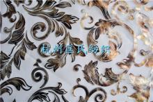 烫金纱布 印花布